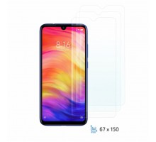 Стекло защитное 2E Xiaomi Redmi note 7, 2.5D, Clear (2E-MI-N7-LT25D-CL-3IN1)