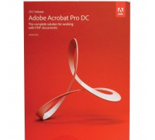 Офисное приложение Adobe Acrobat Pro DC teams Multiple/Multi Lang/Lic Subs New 1Year (65234083BA01A12)