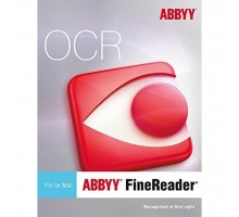 ПО для работы с текстом ABBYY FineReader Pro for Mac (download Лиц.) (ABBYY FineReader Pro for Mac UA)