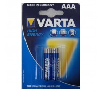 Батарейка Varta HIGH Energy ALKALINE * 2 (4903121412)