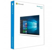 Операционная система Microsoft Windows 10 Home 32-bit/64-bit Russian USB RS (KW9-00502)