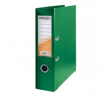Папка - регистратор Delta by Axent double-sided PP 7,5 cм, assembled, green (D1712-04C)