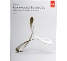 Офисное приложение Adobe Acrobat Standard 2017 Windows English AOO License TLP (65280418AD01A00)