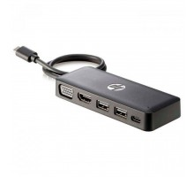 Порт-репликатор HP USB-C Travel HUB (Z9G82AA)