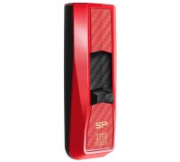USB флеш накопитель Silicon Power 32Gb Blaze B50 Red USB 3.0 (SP032GBUF3B50V1R)