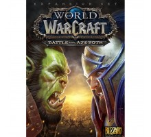 Игра BLIZZARD ENTERTAINMENT World of Warcraft: Battle for Azeroth