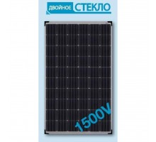 Солнечная панель JASolar 270W, Poly, 1500V, DoubleGlass (JAP6DG1500-60-270W)