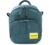 Фото-сумка Tucano Contatto Digital Bag, Green (CBC-HL-V)
