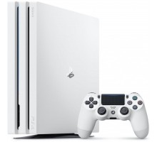 Игровая консоль SONY PlayStation 4 Pro 1Tb White (9348474)