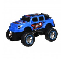 Автомобиль NEW BRIGHT BAJA RALLY Blue 1:18 (1845-1)