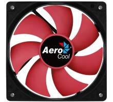 Кулер для корпуса AeroCool Force 12 PWM Red 4P (4718009158030)