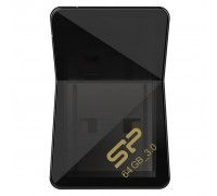 USB флеш накопитель Silicon Power 64Gb Jewel J08 Black USB 3.0 (SP064GBUF3J08V1K)