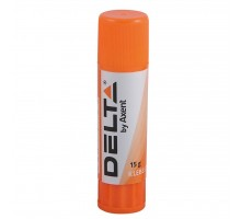 Клей Delta by Axent Glue stick PVA, 15г (display) (D7132)