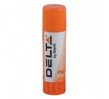 Клей Delta by Axent Glue stick PVA, 21г (display) (D7133)