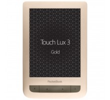 Электронная книга PocketBook 626 Touch Lux3, Gold (PB626(2)-G-CIS)