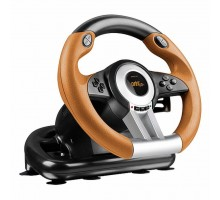 Руль Speedlink Drift O.Z. Racing Wheel PC (SL-6695-BKOR-01)