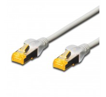 Патч-корд 0.5м CAT 6a S-FTP AWG 26/7 DIGITUS (DK-1644-A-005)