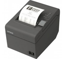 Принтер чеков EPSON TM-T20II USB+Ethernet (C31CD52007)