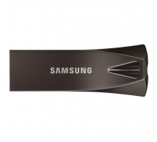 USB флеш накопитель Samsung 64GB Bar Plus Black USB 3.1 (MUF-64BE4/APC)