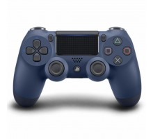 Геймпад SONY PS4 Dualshock 4 V2 Midnight Blue