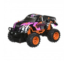 Автомобиль NEW BRIGHT GRAFFITI TRUCK Violet 1:24 (2408F-2)