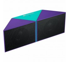 Акустическая система CANYON Transformer Portable Bluetooth Speaker Purple (CNS-CBTSP4GBL)