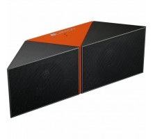 Акустическая система CANYON Transformer Portable Bluetooth Speaker Black-Orange (CNS-CBTSP4BO)
