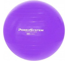 Мяч для фитнеса Power System PS-4011 55cm Purple (PS-4011_55cm_Purple)