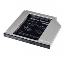 Фрейм-переходник Grand-X HDD 2.5'' to notebook ODD SATA3 (HDC-26)