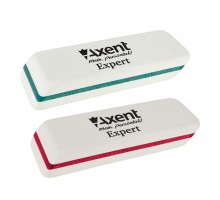 Ластик Axent soft Expert, color assortment (display) (1186-А)