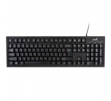 Клавиатура Genius Smart KB-101 USB Black Ukr (31300006410)