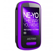 mp3 плеер Astro M4 Black/Purple