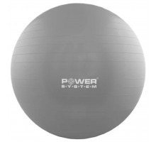 Мяч для фитнеса Power System PS-4011 55cm Grey (PS-4011_55cm_Grey)