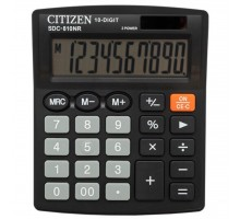Калькулятор Citizen SDC-810NR