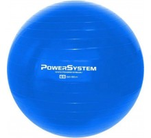 Мяч для фитнеса Power System PS-4012 65cm Blue (PS-4012_65cm_Blue)