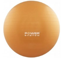 Мяч для фитнеса Power System PS-4012 65cm Orange (PS-4012_65cm_Orange)