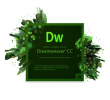 ПО для мультимедиа Adobe Dreamweaver CC teams Multiple /Multi Lang Lic New 1Year (65270365BA01A12)