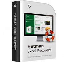 Системная утилита Hetman Software Hetman Excel Recovery Домашняя версия (UA-HER2.1-HE)