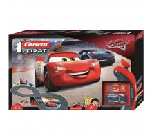 Автотрек Carrera First DisneyPixar Тачки. трасса 2,4 м. (CR-20063022)