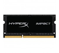 Модуль памяти для ноутбука SoDIMM DDR3 8GB 2133 MHz HyperX Impact Black Kingston (HX321LS11IB2/8)
