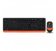 Комплект A4tech FG1010 Orange