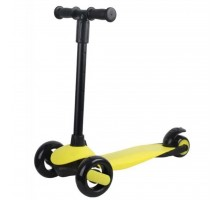 Скутер BabyHit Crosser Yellow (71641)