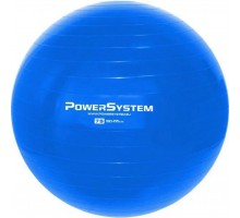 Мяч для фитнеса Power System PS-4013 75cm Blue (PS-4013_75cm_Blue)