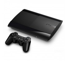 Игровая консоль SONY PLAYSTATION 3 Super Slim 500b + Assassin's Creed 4 (PS500GB+Assassin's Creed 4)