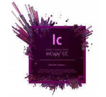 ПО для мультимедиа Adobe InCopy CC teams Multiple /Multi Lang Lic Subs New 1Year (65272676BA01A12)