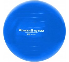 Мяч для фитнеса Power System PS-4018 85cm Blue (PS-4018_85cm_Blue)