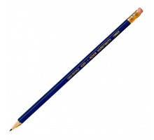 Карандаш графитный KOH-I-NOOR 1396-1, НВ, with eraser, blue (139600200143)