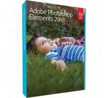 ПО для мультимедиа Adobe Photoshop Elements 2018 Multiple Eng AOO Lic TLP (65281865AD01A00)