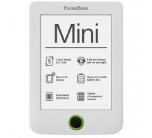 Электронная книга PocketBook Mini White (PB515-D-WW)