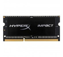 Модуль памяти для ноутбука SoDIMM DDR3L 8GB 1866 MHz HyperX Impact Kingston (HX318LS11IB/8)